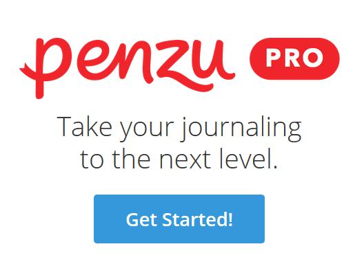 Penzu Pro Account
